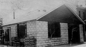 Henry Street Garage